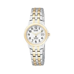 Citizen Eco-Drive Women's Two-tone Bracelet Watch from Pedre